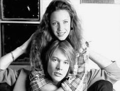 THE MUSE: Erin EverlyTHE BACKSTORY: The daughter of Don Everly of the Everly Brothers inspired Guns N' Roses' first and only No. 1 hit. Then Axl Rose's girlfriend, she married the singer in 1990, despite an alleged history of domestic ...