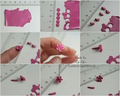Polymer clay lessons LOTS AND LOTS OF