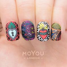 """784 Likes, 2 Comments - MoYou-London Official (@moyou_london) on Instagram: """"Eat your heart out ❤️⠀ ⠀ Products included: ⠀⠀⠀⠀⠀⠀⠀⠀ Plates - Mexico 01/02 // Mexico 03/04⠀…"""""""