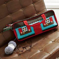Chalet Knitting Bag