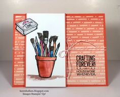Karen's Stampin' Habit!: Crafting Forever for CPC71
