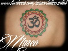 Tattoo, ohm, trance, reggae, tatuagens www.facebook.com/marco.tattoo.artist