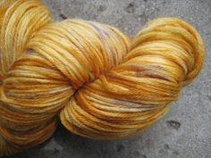 Sock Yarn  Superwash Merino/Nylon Blend  by GraceandFiber on Etsy, $17.25