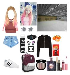 """""""☆Dancing-Eunha☆"""" by girl-gang-official ❤ liked on Polyvore featuring adidas, P.E Nation, Victoria's Secret, Disney, Edward Bess, Givenchy, Yves Saint Laurent and Charlotte Russe"""