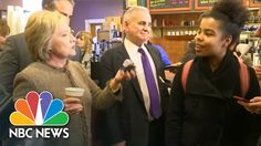 Hillary Clinton To Voter: 'Why Don't You Go Run for Something, Then?' | ...