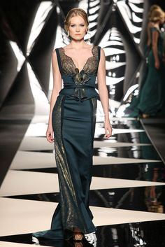 Mireille Dagher Fall-winter 2013-2014 - Couture