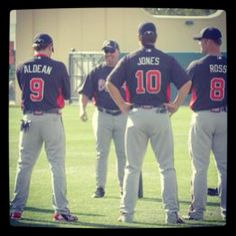 Just found this from last spring training. #funtimes