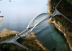 Eco Bridge by Enrico Taranta