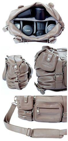 Safari Camera bag by SHUTTER|bag.  The perfect camera bag!! sonster