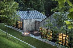 2016 Wood Design & Building Magazine Award Winners Announced,Woodshed. Image Courtesy of Wood Design & Building Awards