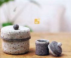 basket for holding: free crochet patterns | make handmade, crochet, craft