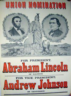 Google Image Result for http://3.bp.blogspot.com/-W7h6EeL7n3s/TdHanaYcCwI/AAAAAAAAAhQ/f2QOPwJCs70/s1600/AbrahamLincoln-AndrewJohnson.jpg