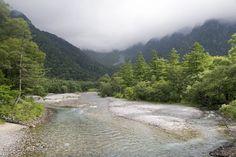 Chūbu-Sangaku National Park   Kamikochi, Japan