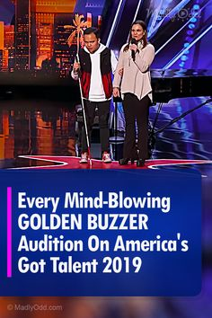 """There's just something about that golden confetti that gets us every time. Check out these Golden Buzzer moments from """"America's Got Talent,"""" and see if you don't get emotional along with us. America's Got Talent Videos, Talent Show, Live Music, Good Music, Keith Urban Songs, Britain Got Talent, Show Video, American Idol, Kinds Of Music"""