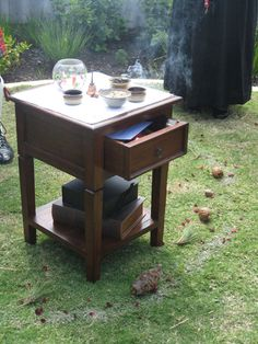 Our hand-fasting altar