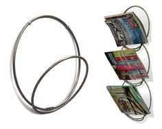 Circular Magazine Storage