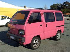 suzuki carry Micro Campers, Mini Camper, Camper Life, Camper Van, Mitsubishi Minicab, Suzuki Carry, Panel Truck, Cool Vans, Car Goals