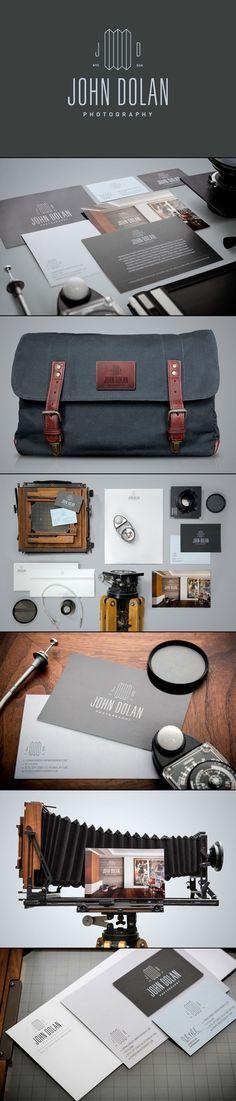 John Dolan Photography – Branding by Bluerock Design