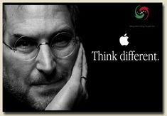 Steve Jobs – Think Different Steve Jobs Apple, As A Man Thinketh, Leadership, Steve Wozniak, Job Quotes, Qoutes, Motivational Quotes, Inspirational Quotes, Hero's Journey