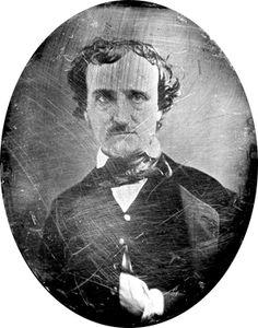 Edgar Allan Poe, c. 1849