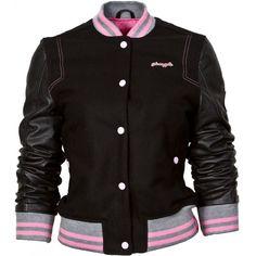 Varsity Jackets for Women | Pineapple Roxy Women's Varsity Jacket