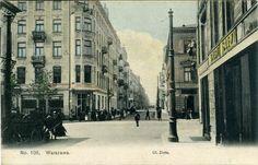Warszawa, ul. Złota