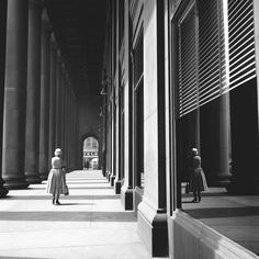 I just discovered Vivian Maier's work today and I am SWOONING!