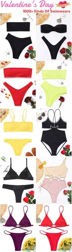Up to 80% OFF! Ribbed Texture Bandeau Bikini Set. #Zaful #Swimwear #Bikinis zaful,zaful outfits,zaful dresses,spring outfits,summer dresses,Valentine's Day,valentines day ideas,cute,casual,classy,fashion,style,bathing suit,swimsuits,one pieces,swimwear,bikini set,bikini,one piece swimwear,beach outfit,swimwear cover ups,high waisted swimsuits,tankini,high cut one piece swimsuit,high waisted swimsuit,swimwear modest,swimsuits modest,cover ups,swimsuit cover up @zaful Extra 10% OFF Code:ZF2017