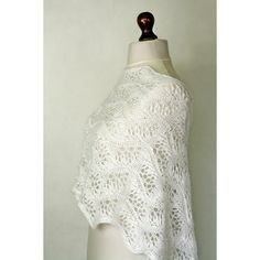 Wedding scarf, hand knit shawl, white scarf, white shawl, wedding... (€100) ❤ liked on Polyvore featuring accessories, scarves, shawl scarves, knit scarves, hand knit scarves, hand knitted scarves and white lace scarves