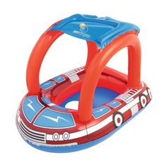 GET $50 NOW | Join RoseGal: Get YOUR $50 NOW!http://www.rosegal.com/water-sports/bestway-fire-trucks-shape-swimming-1057812.html?seid=2275071rg1057812