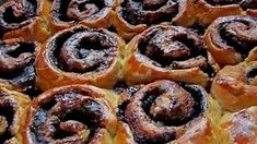 csiga stories and pictures at blikkruzs. Hungarian Recipes, Onion Rings, Doughnut, Waffles, French Toast, Muffin, Cooking Recipes, Breakfast, Ethnic Recipes