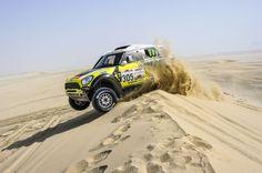 Konstantin Zhiltsov, Krzysztof Holek Holowczyc, Monster Energy X-raid Team, Sealine Cross Country Rally 2014