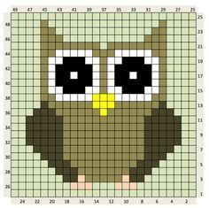 Thrilling Designing Your Own Cross Stitch Embroidery Patterns Ideas. Exhilarating Designing Your Own Cross Stitch Embroidery Patterns Ideas. Cross Stitch Owl, Cross Stitch Cards, Cross Stitch Animals, Cross Stitching, Cross Stitch Embroidery, Embroidery Patterns, Cross Stitch Patterns, Knitting Charts, Baby Knitting