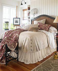 drop cloth bedspreads pinterest - Google Search
