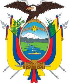 Brasão de armas do Equador