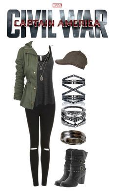 Wanda Maximoff inspired look - Outfit Ideen Casual Cosplay, Cosplay Outfits, Edgy Outfits, Teen Fashion Outfits, Cute Casual Outfits, Outfits For Teens, Marvel Mode, Moda Marvel, Marvel Comics