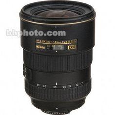 Nikon 17-55mm f/2.8G ED-IF AF-S DX Lens. To go with my D7000 body.