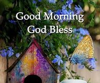Good Morning God Bless Happy Wednesday