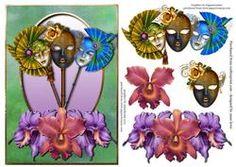 Orchid Masquerade Ball