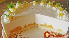 """Rýchla torta """"Fešanda"""" s tvarohom: Ultra jednoduchá príprava – pár minút a máte tento luxusný dezert!"""