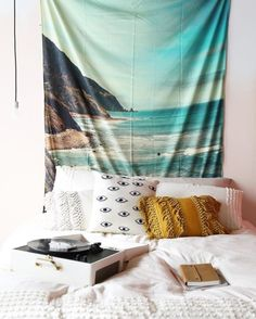 Pacific Coast Highway Tapestry