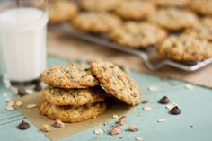 Chocolate Chip Oatmeal Cookies with Toffee and Coffee   Tasty Kitchen: A Happy Recipe Community!