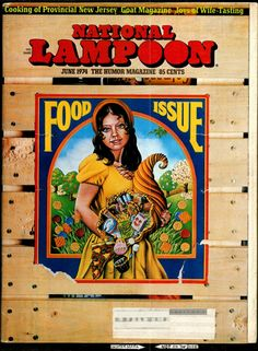 National Lampoon Magazine Collection All Issues DVD 1970 1974 1971 1975 1973 lot National Lampoon Magazine, American Humor, Pin Up Poses, Book And Magazine, Magazine Covers, National Lampoons, National Archives, The Ordinary, Framed Art