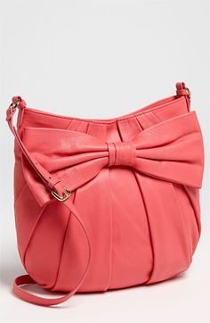 RED Valentino Bow - Large Leather Crossbody Bag available at #Nordstrom