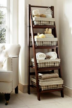 19 Genius Ideas To Use Baskets As Extra Storage In The Small Spaces