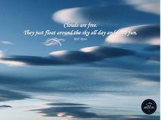 Clouds are free.  #Adventure #ArtofAdventure #Explore #ExploreLife #naturephotography #Nature