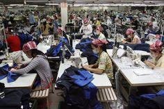 Hopes for Aba Garment Industry