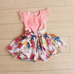 Cheap Dresses, Buy Directly from China Suppliers: Dear: we all goods size length unit is centimeters 1 inches if you do not know ho Baby Outfits, Little Girl Outfits, Little Girl Fashion, Little Girl Dresses, Toddler Fashion, Kids Outfits, Kids Fashion, Girls Dresses, Cheap Dresses