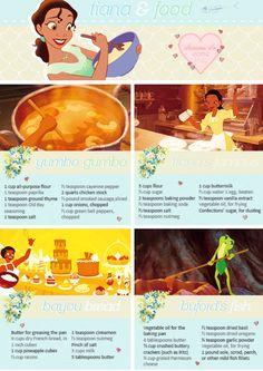 Disney Themed Food, Disney Inspired Food, Disney Dishes, Disney Desserts, Disney Food Recipes, Comida Disney, Masterchef, Food Themes, Food Cravings