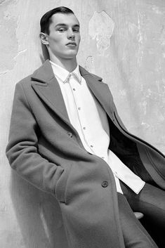 Kit Butler photographed by Carlotta Manaigo and styled by Benoit Martinengo with pieces from Louis Vuitton, for the latest issue of Hercules magazine.